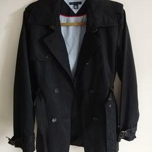 Tommy Hilfiger Women's rain coat size L